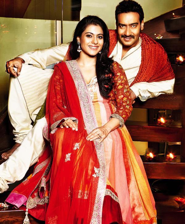 Ultimate Bollywood Divas Kajol Diwali