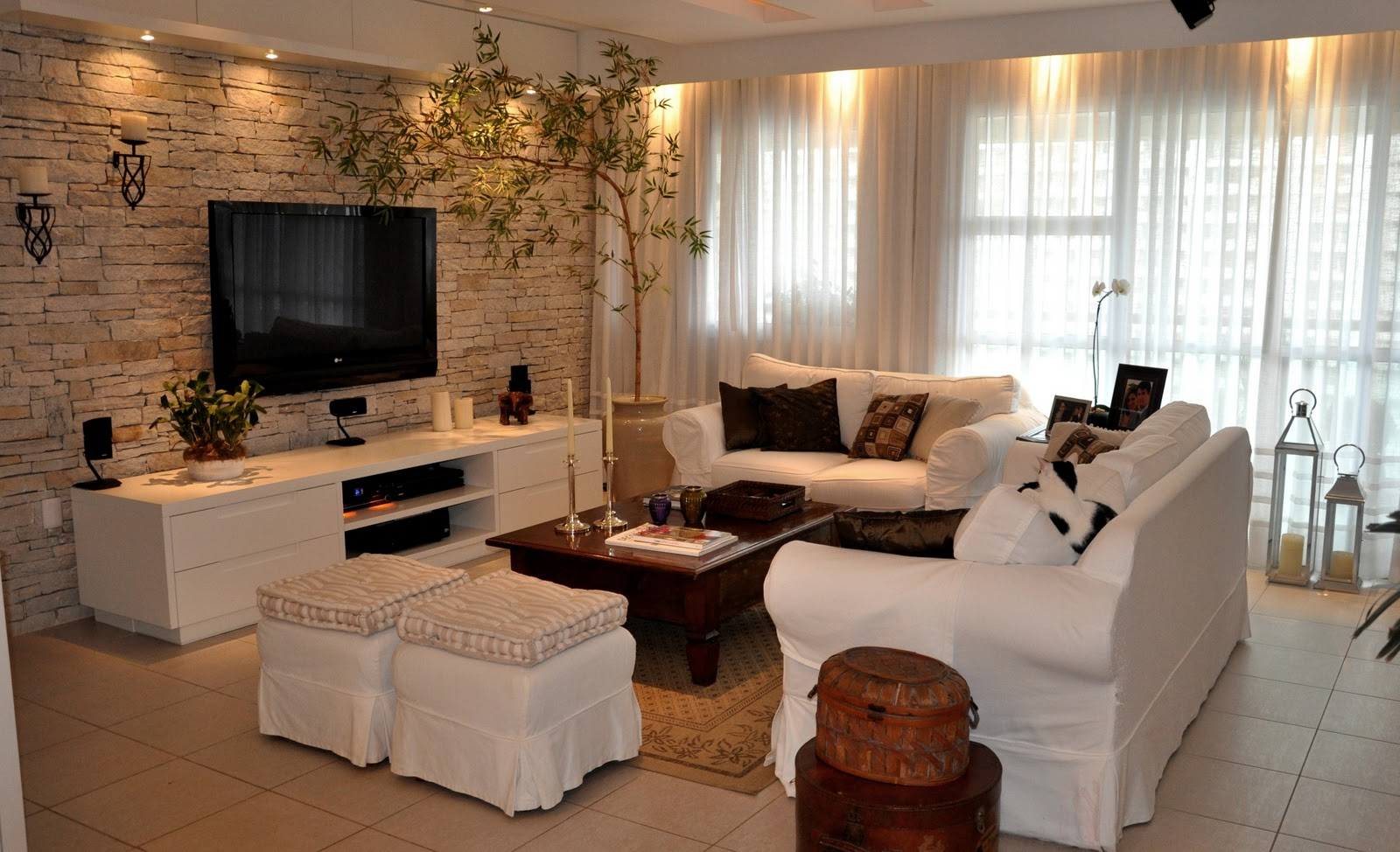 #956836 Isabel DecorArts: Sala de estar como arrumar??? 1600x974 píxeis em Decora Gnt Sala De Estar