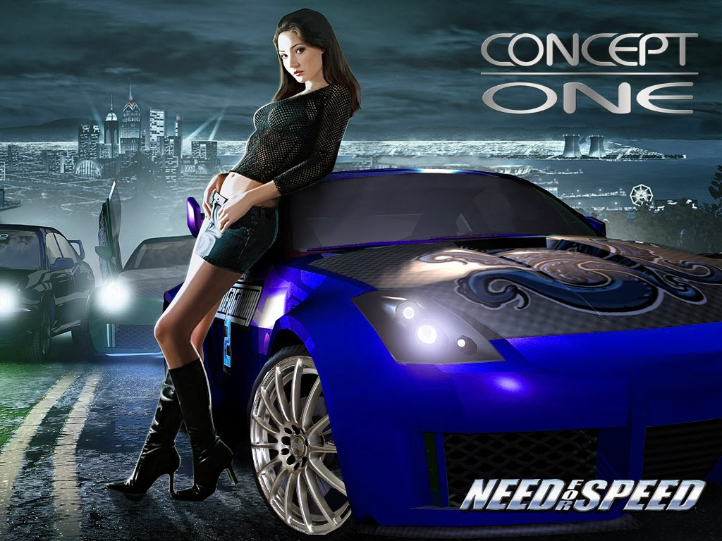 Wallpaper Need For Speed Underground 2 Your Title