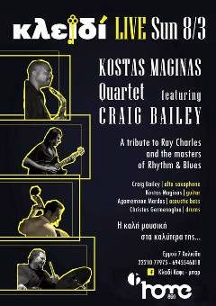 A Tribute To Ray Charles And The Masters Of Rhythm & Blues
