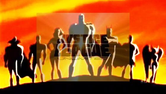 Liga da Justiça - Desenho Primeira Temporada