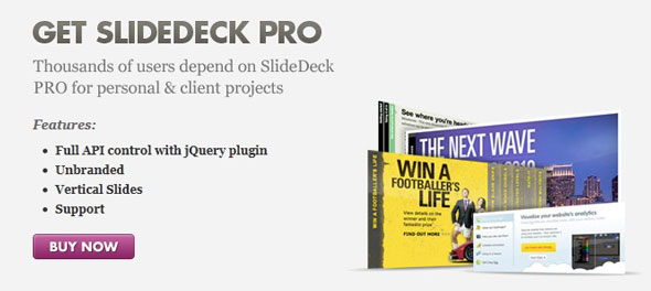 SlideDeck Pro for WordPress - Slider Widget v1.4.5