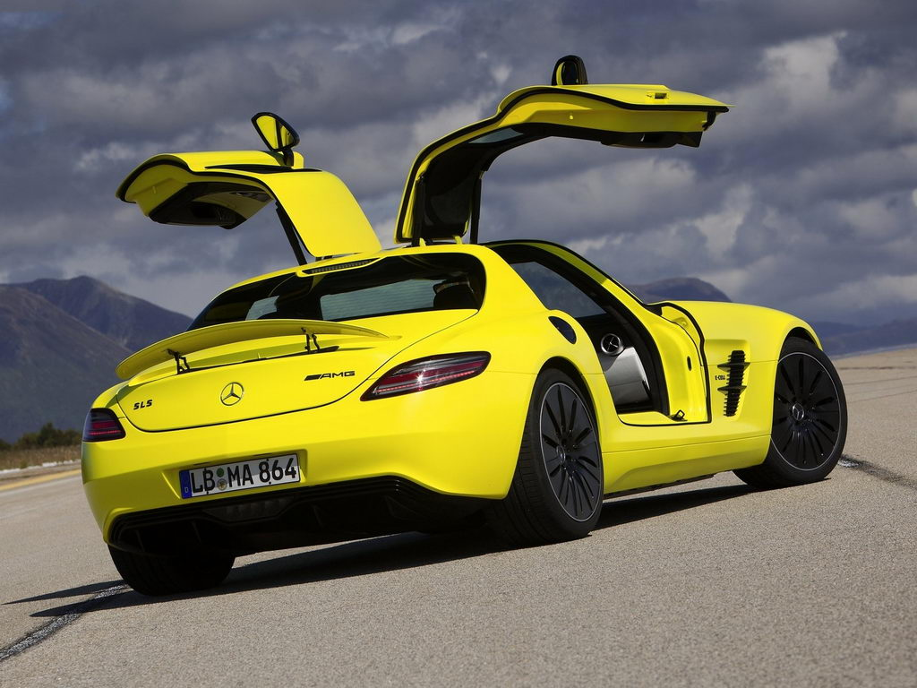 Yellow Newest 2011 Racing Cars Hd Wallpapers Widescreen