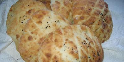 Slana jela - Bosanski somun