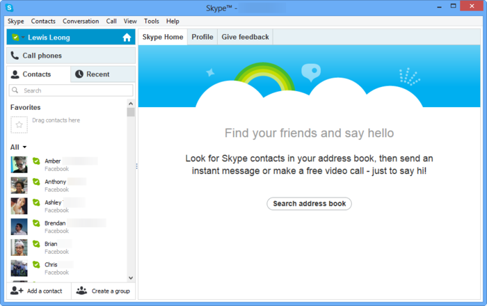 Skype 6.18 Final Offline Installer Plus Portable