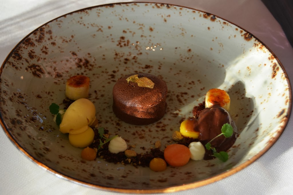 Parkheuvel Chocolate Dessert
