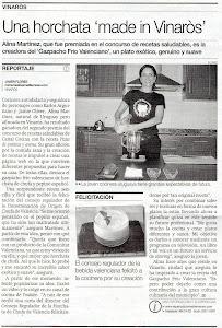 REPORTAJE EN DIARIO MEDITERRÁNEO