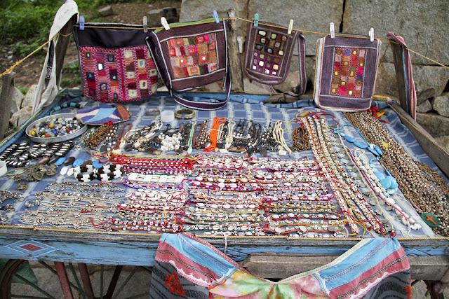 vintage handmade jewellery, india, Hampi, Karnataka, wandering style
