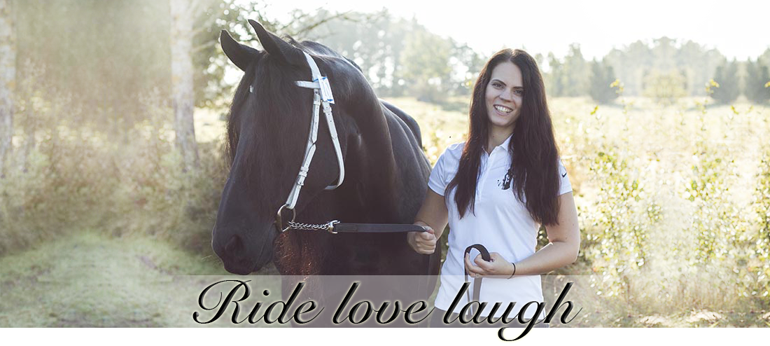 Ride love laugh