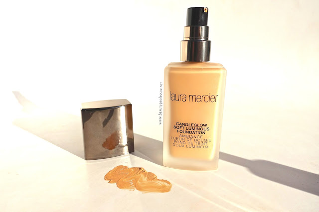 laura mercier candleglow foundation swatches