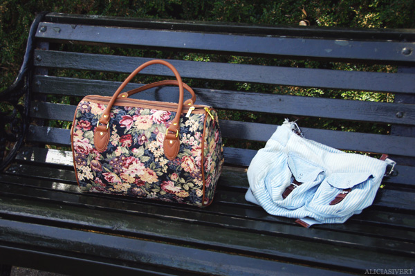 aliciasivert, alicia sivertsson, london, england, Change of bags, väska, väskor, väskbyte