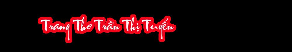 Trang thơ Trần Thị Tuyến