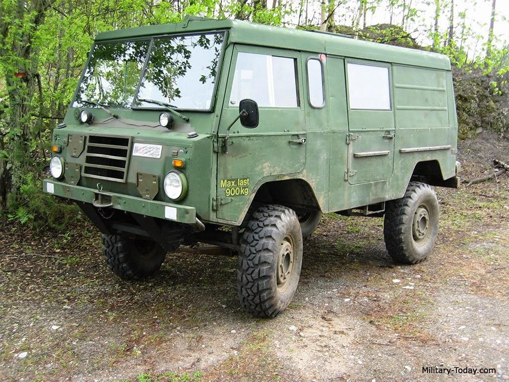 FDRA - Fuerza Terrestre: Camiones militares: Volvo 303 ...
