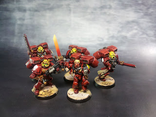 Blood Angels - Escuadra de Asalto - Warhammer 40000 5