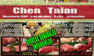 Supermercado Chen Taian