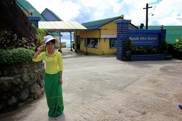 Hotel Kyaik Hto - Kyaiktiyo - Myanmar