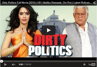 Dirty Politics Full Movie  | Mallika Sherawat, Om Puri | Bollywood Full Length Movies | HD 1080p