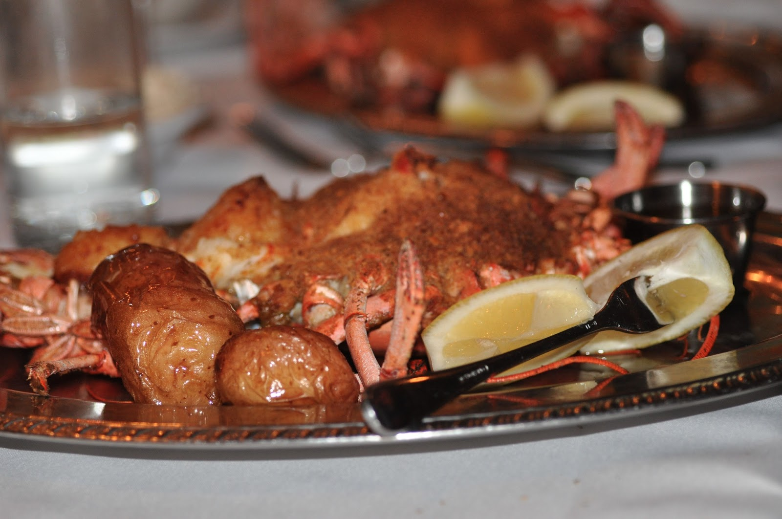 Baked Stuffed Lobster at The Lobster Pot Restaurant (Lexi Van de Walle ...