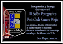 Mi Primer Pprimer Premio - Muestra Fotográfica