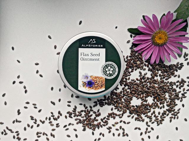 AlpStories Flax Seed Ointment