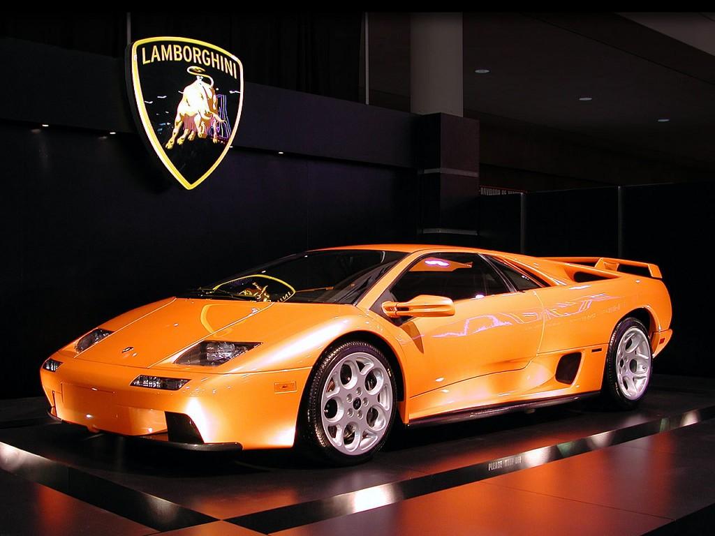 Lamborghini Diablo The Highest Performance In Terms Of