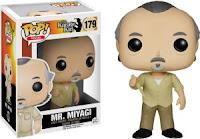 Funko Pop! Mr. Miyagi