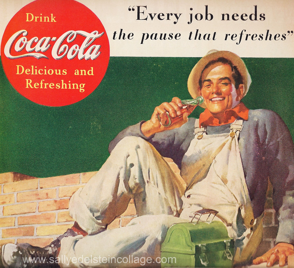 coca cola ad Coca-cola's super bowl ad sparked both outrage and kudos the ad, entitled america the beautiful, features the patriotic song sung in different languages.