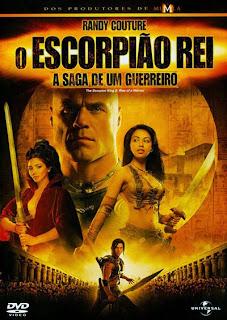 O Escorpião Rei 2: A Saga de Um Guerreiro - DVDRip Dual Áudio