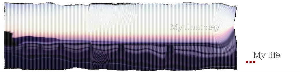 My Journey. My Life