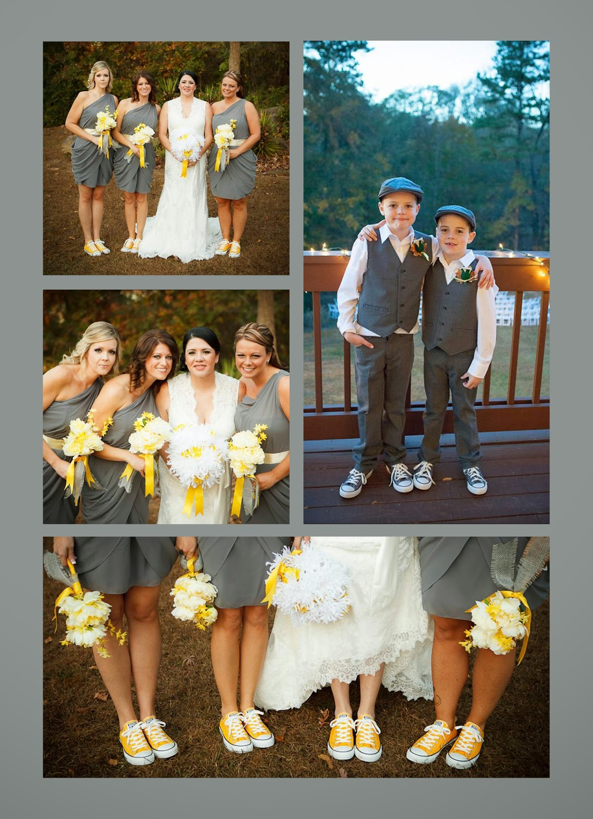 Gray and yellow fall wedding vecoma at the yellow rivervecoma gray and yellow fall wedding ombrellifo Image collections
