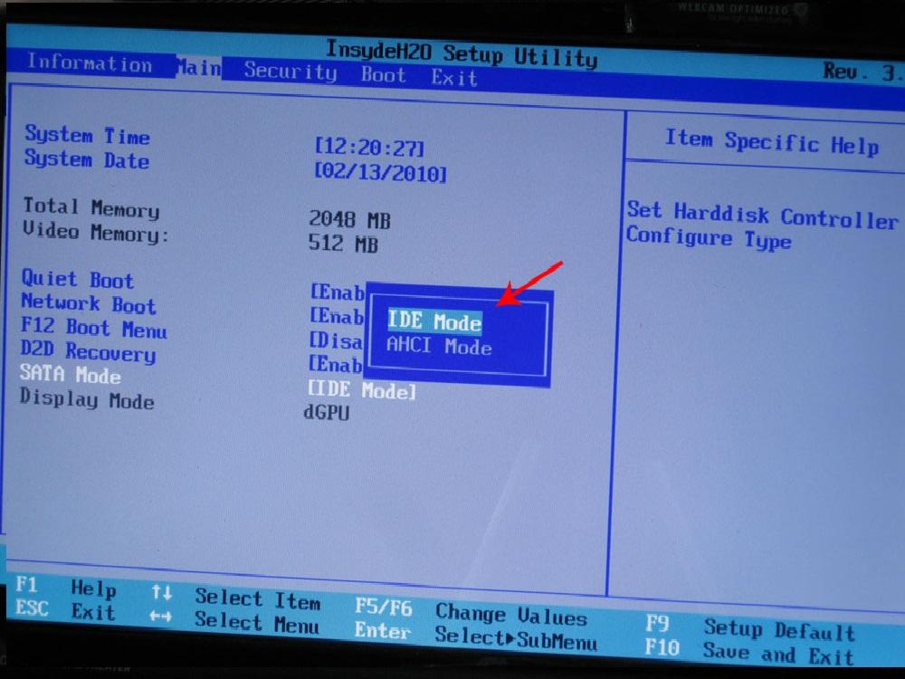 Mengatasi Laptop Yang Tidak Bisa di Install XP - Gresek-Ilmu