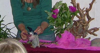 Monatsfeier Puppenspiel