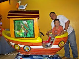 Simplymarrimye's The GREAT Providers - Kiko and Papa Ariel