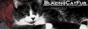 BLAZING CAT FUR