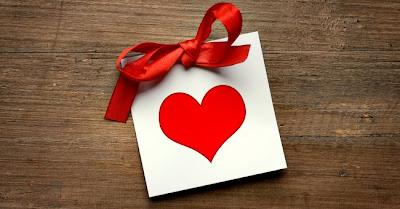 Lettre d'amour romantique 3
