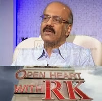 Dr . Nageswar Reddy in Open Heart with RK – 27th Oct
