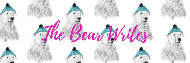 The Bear Writes