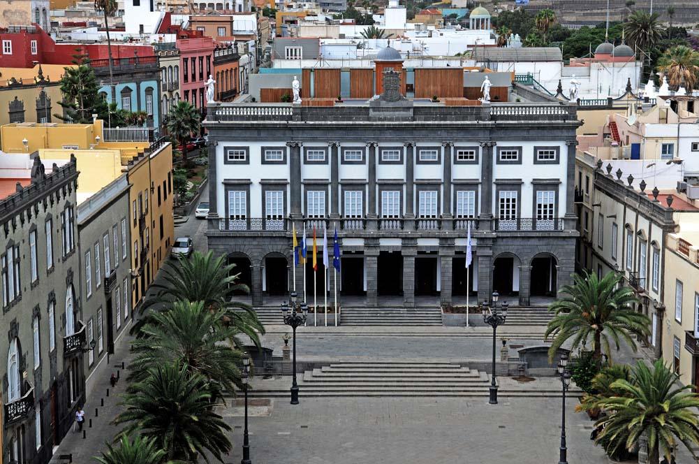 excmo ayuntamiento de las palmas de gran canaria: