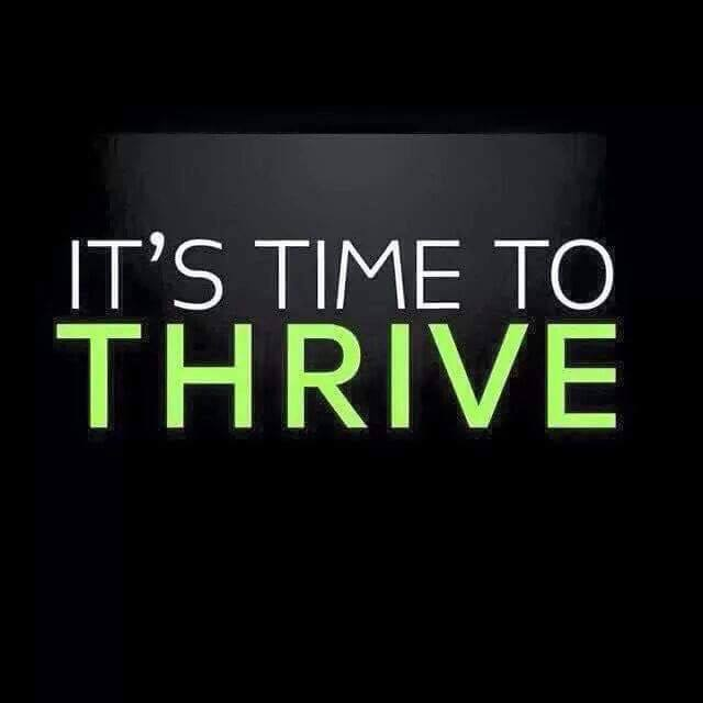 Ask Me About Thrive Le-Vel!