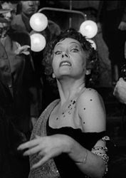 Gloria Swanson as Norma Desmond