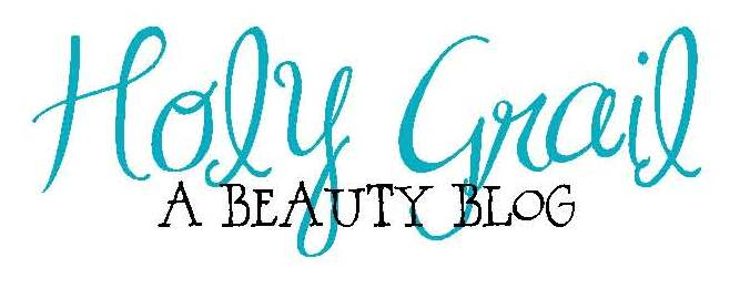 Holy Grail: A Beauty Blog