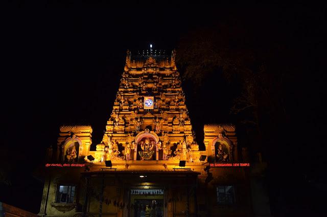 Sri Gangamma Devi Temple, Malleshwaram