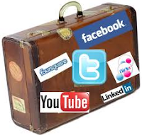 Social media in travel industry - Travopia