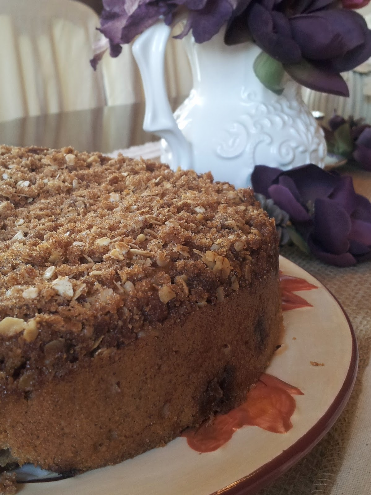 Southard House B&B: Warm Caramel Apple Cake