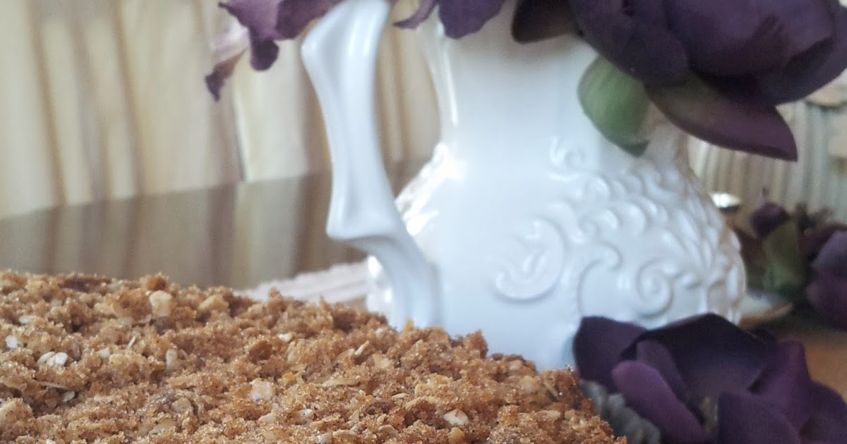 Southard House B&B: Warm Caramel Apple Cake