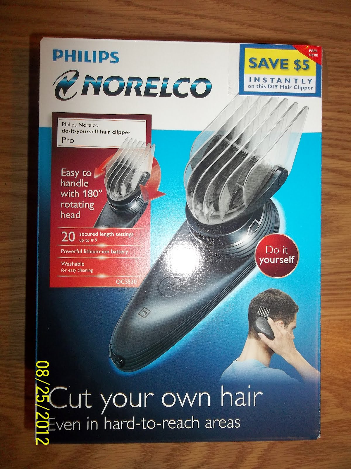 Philips norelco clippers giveaway 930 solutioingenieria Image collections