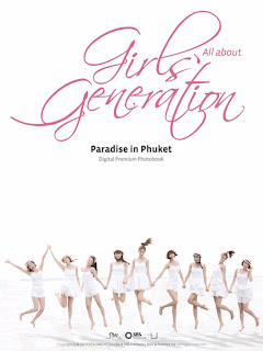 SNSD All About Girls Generation Paradise in Phuket