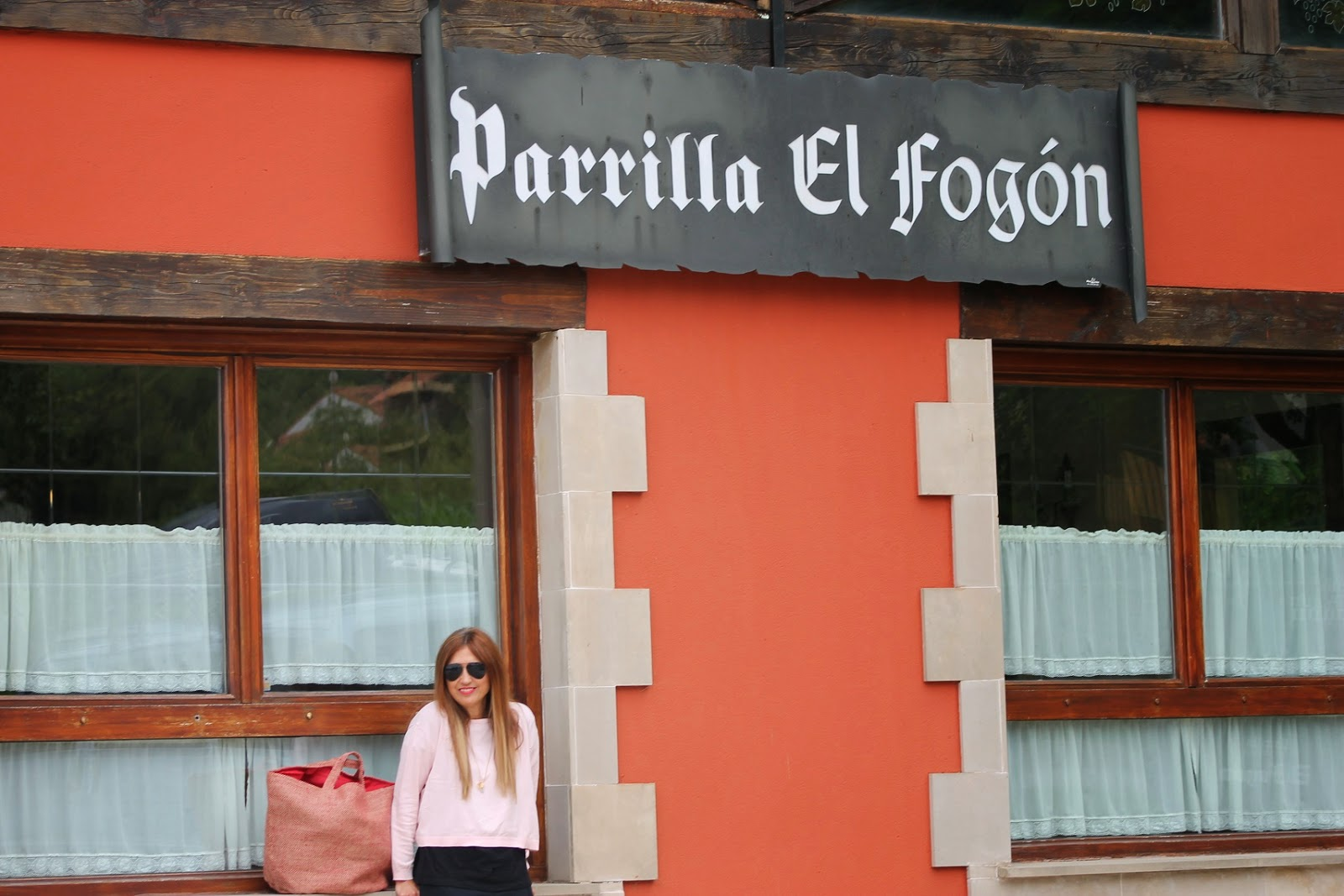 Parrilla el Fogón, Pechón, Cantabria, Travel, Eating, Summer, Holidays, Beach, Fashion Blogger, Street Style, Outfit, Carmen Hummer, Blog de moda