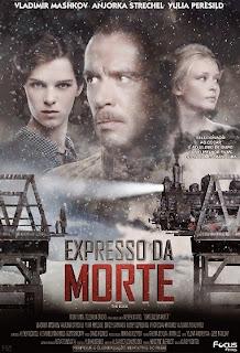 Filme Poster Expresso da Morte DVDRip XviD Dual Audio & RMVB Dublado