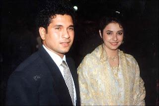 Sachin-Wife-Anjali-Tendulkar